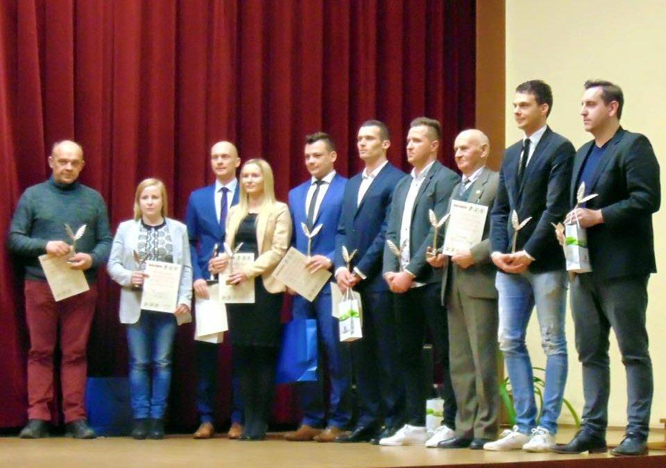 Bieg Wyrski nagrodzony